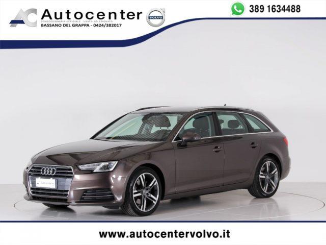 Audi A4 usata Avant 2.0 TDI 150 CV S tronic Business Sport diesel Rif. 11223919