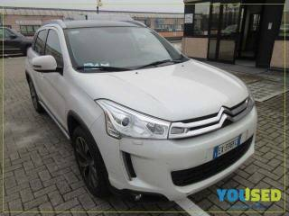 CITROEN C4 Aircross 1.6 HDi 115 Stop&Start 4WD Exclusive Usata