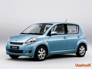 DAIHATSU Sirion 1.0 Hiro Green Powered Usata
