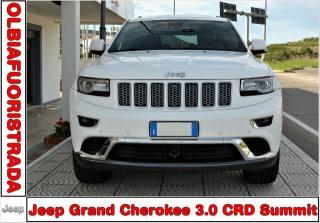 JEEP Grand Cherokee 3.0 V6 CRD 250 CV Multijet II Summit Usata