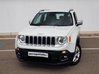 JEEP Renegade 1.6 Mjt 120 CV LIMITED RESTYLING NAVI PELLE PDC Usata