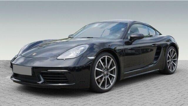 """Porsche Cayman usata 718 Cayman 2.0 PDLS Navigatore Cerchi 20"""" PDC a benzina Rif. 11235253"""