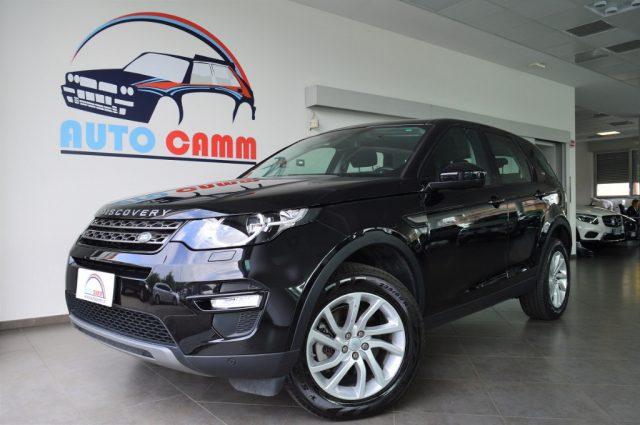 Land Rover Discovery Sport usata 2.0 TD4 180 CV Aut. 4x4 SE NAVI diesel Rif. 11242019