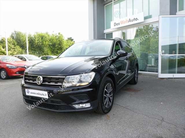 Volkswagen Tiguan usata 1.6 TDI SCR Business BlueMotion Technology diesel Rif. 11259588