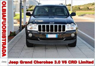 JEEP Grand Cherokee 3.0 V6 CRD Limited Usata