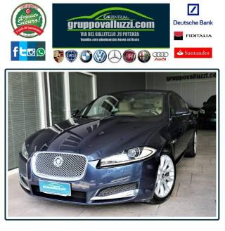 JAGUAR XF 2.2 D 200 CV LUXURY Business 18'' Usata