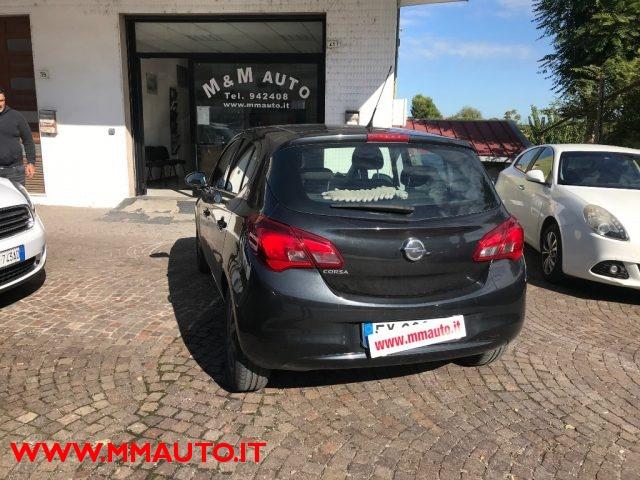 Opel Corsa usata 1.4 90CV GPL Tech 5 porte n-Joy a gpl Rif. 11270534