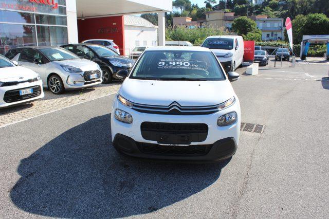 Citroen C3 km 0 BlueHDi 75 S&S Van Live diesel Rif. 11283751