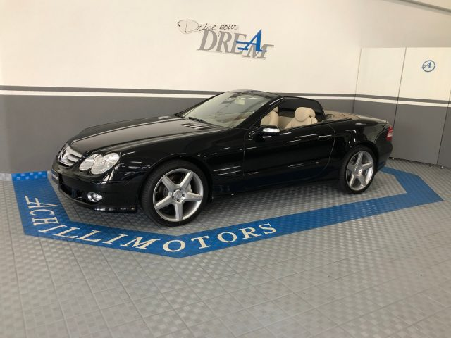 MERCEDES-BENZ SL 350 Nero metallizzato