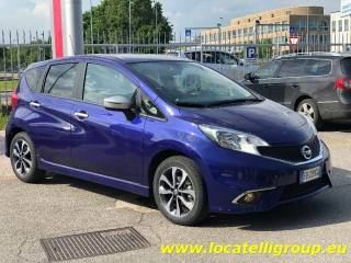 NISSAN Note 1.5 DCi N-tec Usata