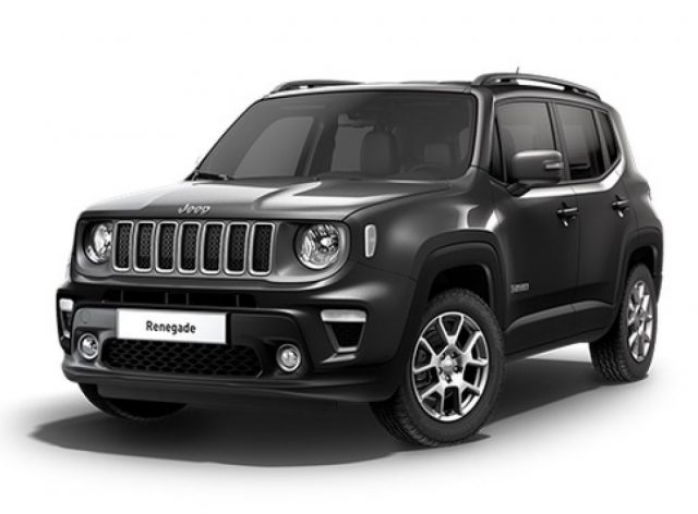 Jeep Renegade km 0 2.0 Mjt 140CV 4WD Active Drive Low Limited diesel Rif. 11303939
