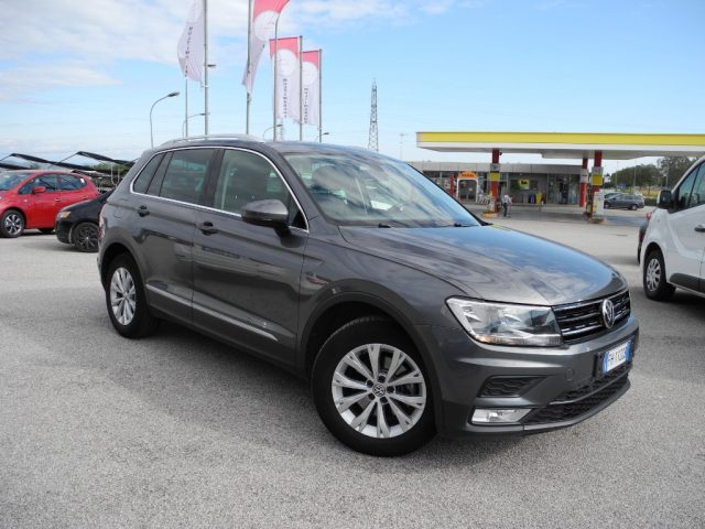 VOLKSWAGEN Tiguan 2.0 TDI SCR DSG Business BlueMotion Technology