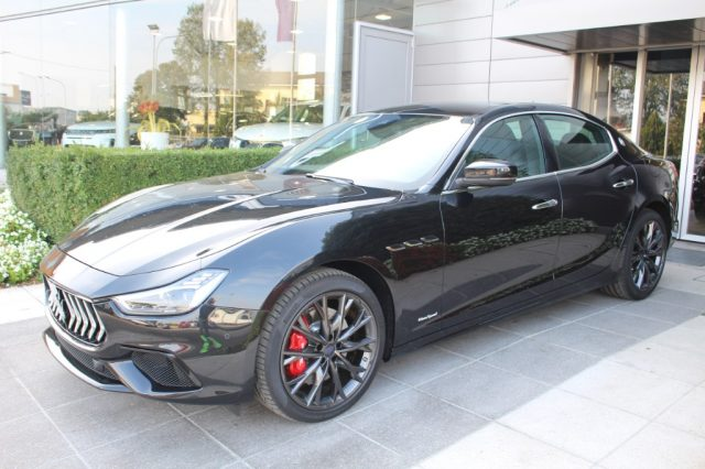 Maserati Ghibli km 0 3.0 Diesel 275 CV Gransport *UFF. ITALIA IN SEDE* diesel Rif. 11292581
