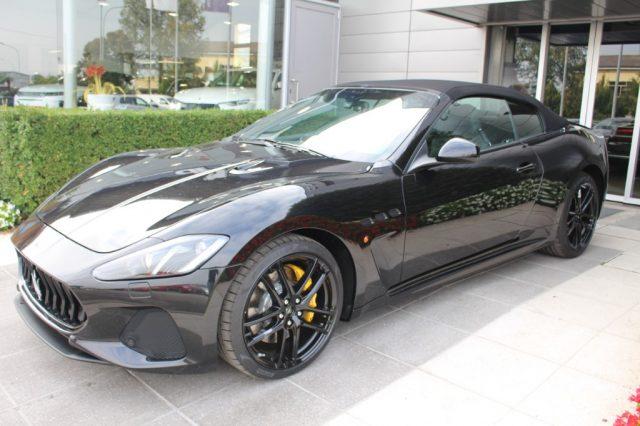 Maserati Grancabrio km 0 4.7 V8 MC *UFFICIALE ITALIANA IN SEDE* a benzina Rif. 11292583