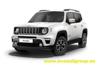 JEEP Renegade 1.3 T4 DDCT Limited MY19 Km 0