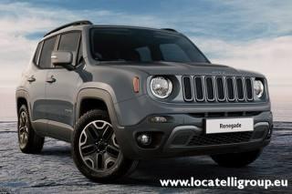 JEEP Renegade 1.6 Mjt 120 CV Limited Con Vetri Scuri E Reg.Lomb. Usata