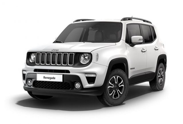 Jeep Renegade km 0 1.3 T4 DDCT Limited MY19 a benzina Rif. 11303918