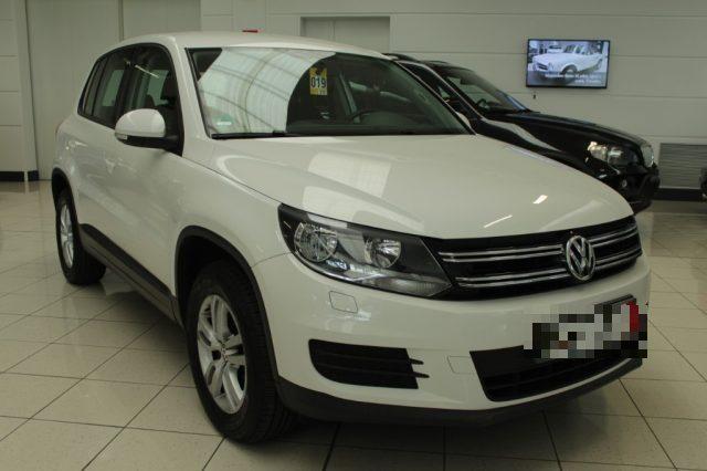 Volkswagen Tiguan usata 2.0 TDI 140CV 4MOTION DSG Sport & Style diesel Rif. 11301386
