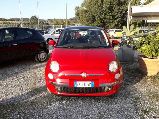 Fiat 500 usata 1.2 Lounge a benzina Rif. 11314274