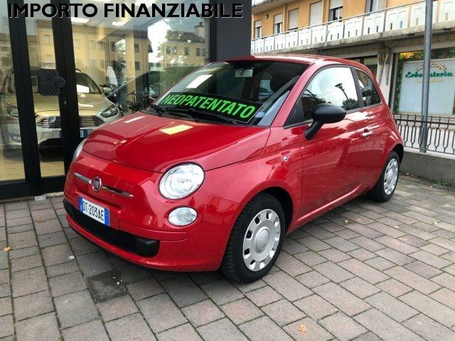 Fiat 500 usata 1.2 Pop a benzina Rif. 11314334
