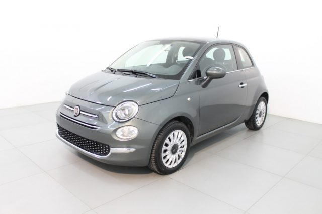 FIAT 500 Anthracite metallized