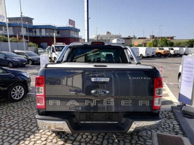 Ford ranger  - dettaglio 1