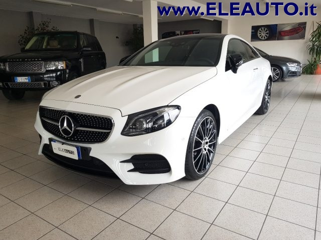 Mercedes-benz usata d Coupe' 4Matic Premium Plus Night Pack diesel Rif. 11358692