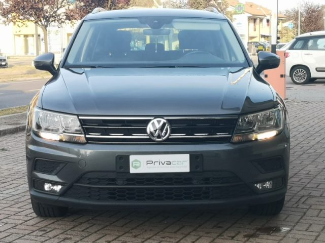 Volkswagen tiguan  - dettaglio 1