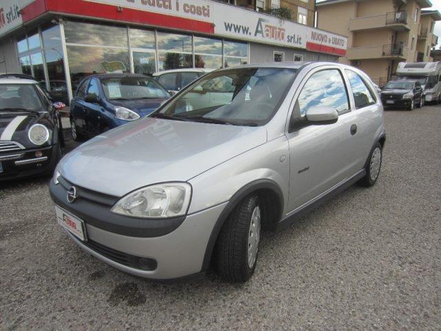 Opel Corsa usata 1.2i 16v 3p. Comfort -OkNeopaten.- solo 124000 Km a benzina Rif. 11330123