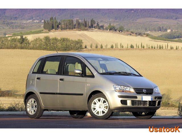 Fiat Idea usata 1.4 16V Dynamic a benzina Rif. 11331673