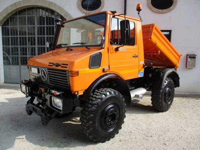 Mercedes-benz usata Unimog  U 1600 diesel Rif. 11342468