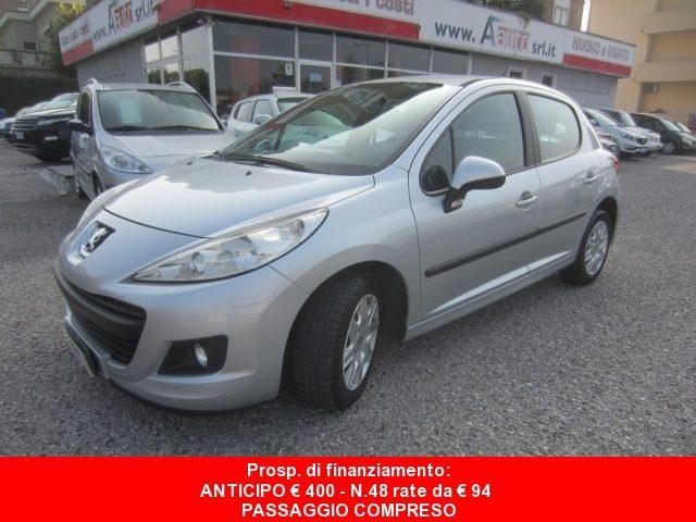 Peugeot 207 usata 1.4 75cv 5p. X Line ECO GPL -OkNeopat.-UniPrietar. a gpl Rif. 11330127