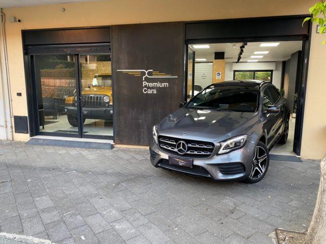 MERCEDES-BENZ GLA 200 d Auto Ita Premium Led Navi Pelle Tetto