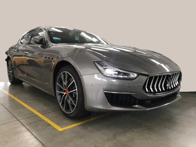 Maserati Ghibli usata 3.0 430 CV AWD SQ4 Granlusso *UFFICIALE ITALIANA* a benzina Rif. 11331952