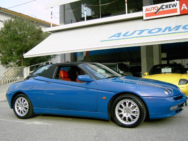 Alfa Romeo Spider usata 2.0i 16V Twin Spark cat L - Ricondizionata ! a benzina Rif. 11341737