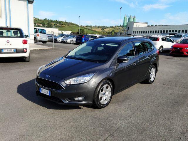 Ford Focus usata 1.5 TDCi 95 CV Start&Stop SW Plus diesel Rif. 11353958