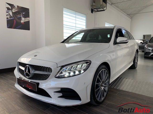 Mercedes-benz usata d S.W. Auto Premium diesel Rif. 11353913