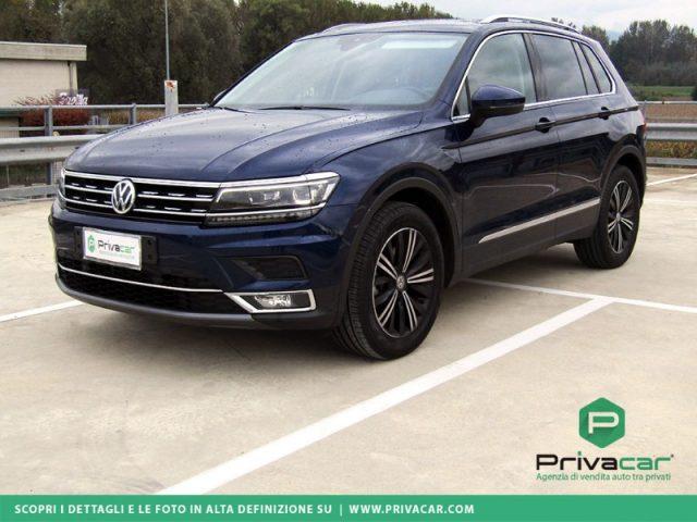 Volkswagen Tiguan usata 2.0 TDI SCR DSG Advanced BlueMotion Technology diesel Rif. 11362235