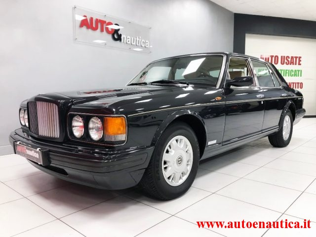 BENTLEY Brooklands BENTLEY BROOKLANDS ISCRITTA ASI