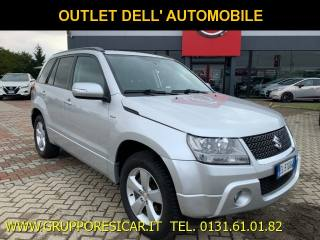 SUZUKI Grand Vitara 1.9 DDiS 5 Porte Executive Crossover OCCASIONE Usata
