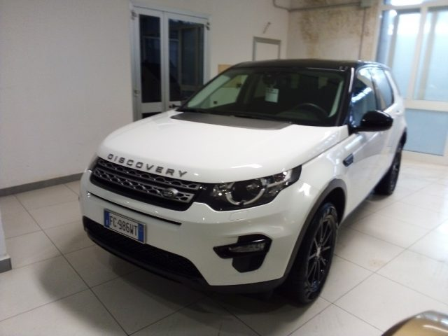 Land Rover Discovery Sport 2.0 TD4 180 CV Pure