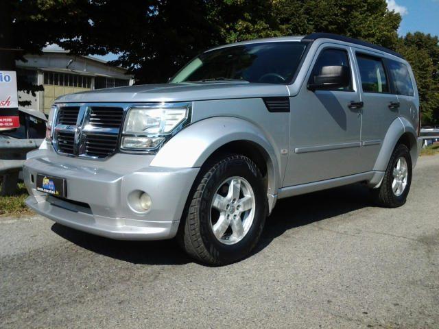 Dodge Nitro usata 2.8 4WD AUTOMATICO DEL 2010 diesel Rif. 11395387