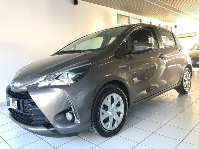 "Toyota Yaris usata 1.5 Hybrid 5 porte Business ""Vivavoce+Telecamera"" elettrica Rif. 11404954"