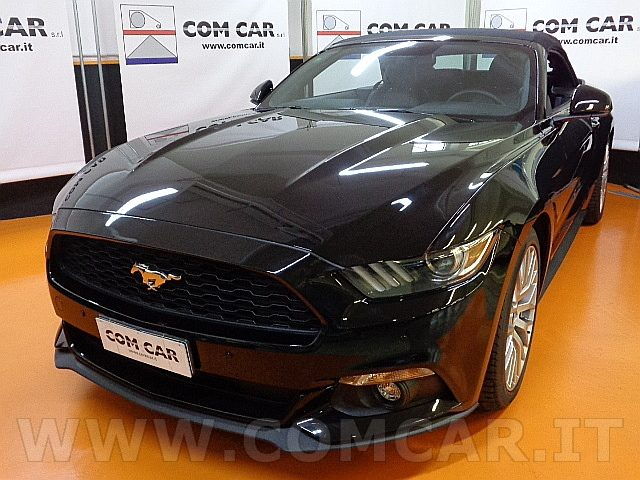 Immagine di FORD Mustang Convertible 2.3 EcoBoost
