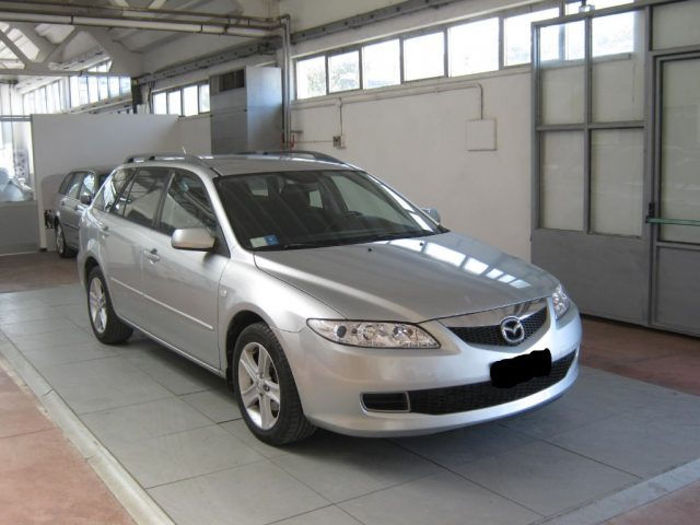 MAZDA 6 MY'06 2.0 CD 16V/143 Wag. Tour.