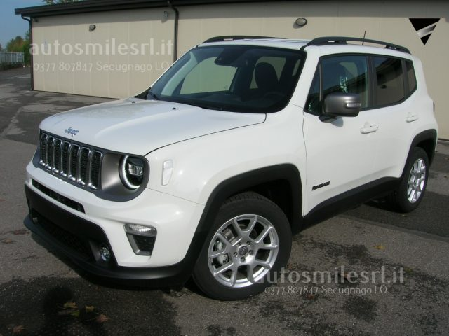 JEEP Renegade 1.0 T3 Limited LEGGI ACCESSORI
