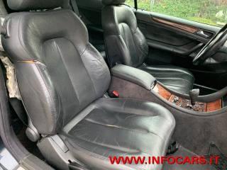 MERCEDES-BENZ CLK 230 Kompressor 193 CV Cabrio Elegance GPL Usata