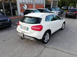 MERCEDES-BENZ GLA 220 CDI Automatic 4Matic Executive - Gancio Traino Usata
