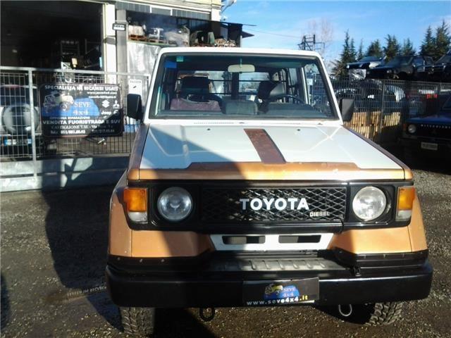 Toyota Land Cruiser usata LJ70 2.4 ASPIRATO UNICO PROPRIETARIO 1987 diesel Rif. 11435596