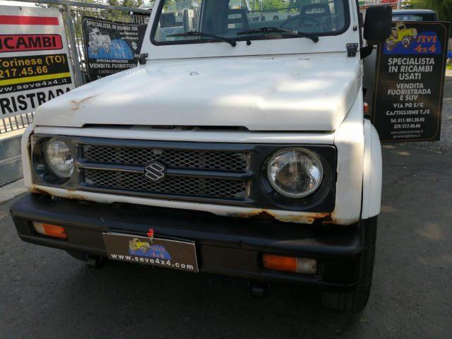 Immagine di SUZUKI Samurai Pick up 1.3 benzina del 1997